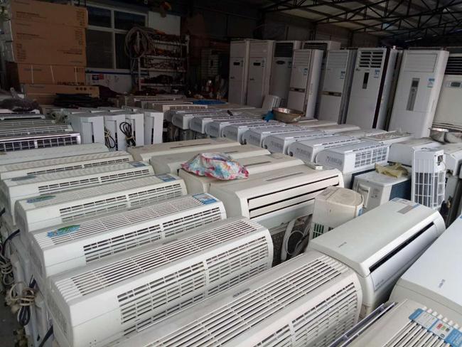 南昌空调回收,二手空调回收,家用空调回收,