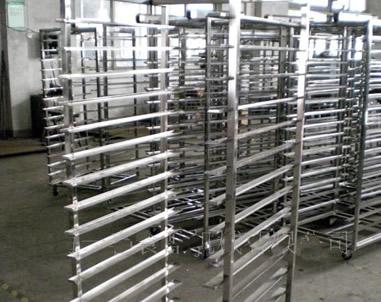 南昌二手全新不锈钢烘箱 二手医药 食品专用烘箱,面包房设备回收